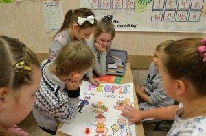 Детские центры Воронеж - продленка