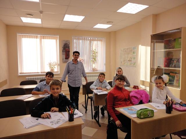 детский развивающий центр групповые занятия