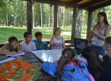 летний лагерь 2015 от центра диалог