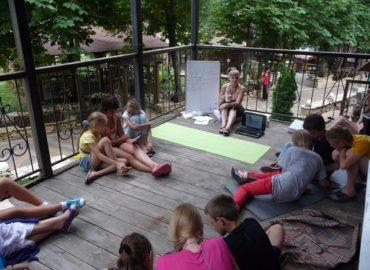летний лагерь в воронеже